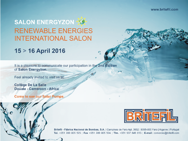 Salon Energyzon 2016